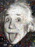 Einstein Mosaic by Cornejo-Sanchez