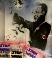 Martin Luther King! by Elyssea