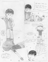 The FAKE CH 0 PG 5 by Z-ComiX