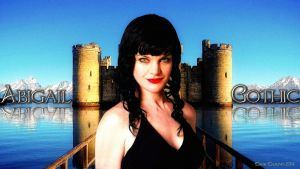 Pauley Perrette Abigail Gothic by Dave-Daring
