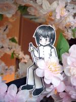 Japan -   paper Child by Annuhka