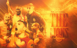 THE LIONS ver2 by Meridiann