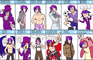 Ven's Outfit meme by medli20