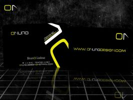 New Business card by onurb-design