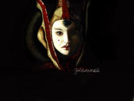 Queen Amidala by goldenrose12