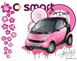 Smart Fortwo by E-drian