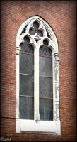Parish Of The Holly Cross VII by MissArtistsoul