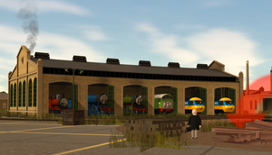 Engines, Yesterday, A Great Tragedy Has Struck... by steamdiesel