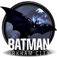 Batman Arkham City - Icon by DaRhymes