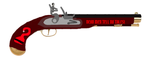 The Captain's Flintlock (Foxy the Pirate) by The-Ironwing-Kaiser