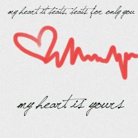 My Heart by miserybusiness9
