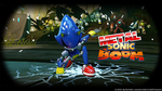 Metal Sonic Boom - wallpaper by MarkProductions