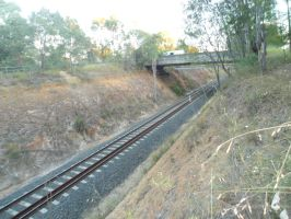 railway stock long view by avenueimage