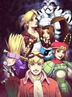 Capcom Fighters by fedde