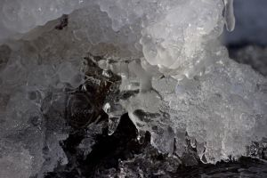 Water and Ice 2 by wuestenbrand