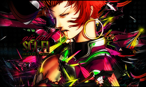 Sci-fi girl// Tag CPT GC by DeffectGFX