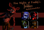 Five Nights at Freddy's folders ByNekomimiArthur by Nekomimiarthur