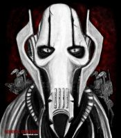 GENERAL GRIEVOUS - star wars by ipawluk