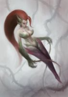 Queen of Plants (League of Legends) by Alex-Chow