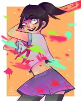 Yandere by a-i--d-e-n