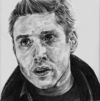 Dean Winchester by Kentcharm