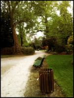 Parc Massey by Mayiaaa