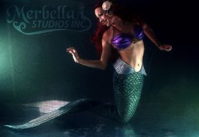The Little Mermaid Merbellas Style by MerBellas