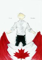 I am Canadian by YuuyuMori