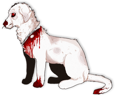The Dog Who Cannot Howl by TheKingh