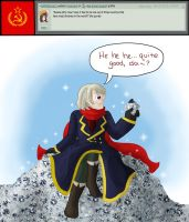 Question 19: Diamonds of Russia~! by Ask-Soviet-Russia