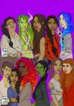 a few favourite female protagonists by may12324