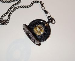 Pocket Watch (Open2) by DarkShadowfax