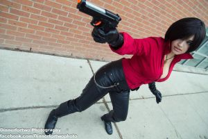 Ada Wong 2 by Idontevencosplay
