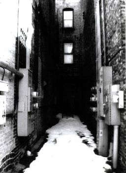 Alley by fascinationtriangle