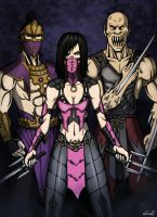 Empress of Outworld by Grace-Zed