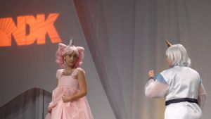 NDK cosplay competition by NaughtsApproach