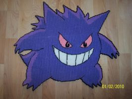 GENGAR by DeadDog2007
