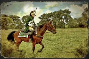 French dragoons in 1799 by feldjaeger1757