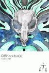 Serial Skulls: Orphan Black by theo-doras