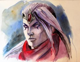Varus, watercolor by idont0know
