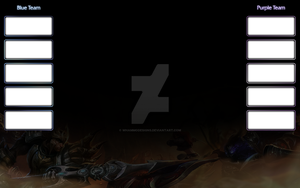 KallinK - League of Legends Team Overlay by WhammoDesigns
