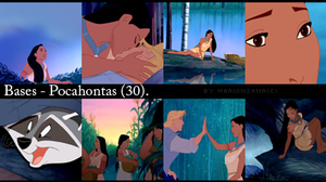 Bases - Pocahontas by MarionSama