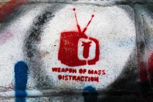 Weapon Of Mass Distraction by DoTheQ
