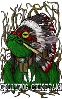 Pollywog Chieftain by Solidified-Light