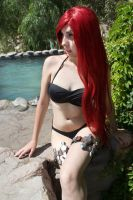 Pool Party Katarina (League of Legends) I by FlorBcosplay