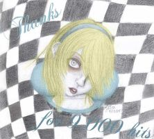 Go Ask Alice - 9,000 Hits by stephieslover