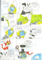 The Sensational Smurfette Page 02 by SithVampireMaster27