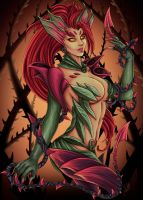 Zyra by JulietEssence