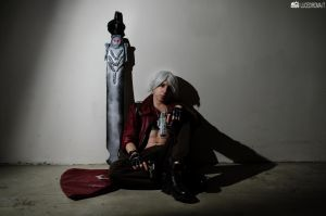 Dante - Devil May Cry by LordProtoMan