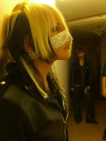 Reita and Ruki Burial by PassingShadows